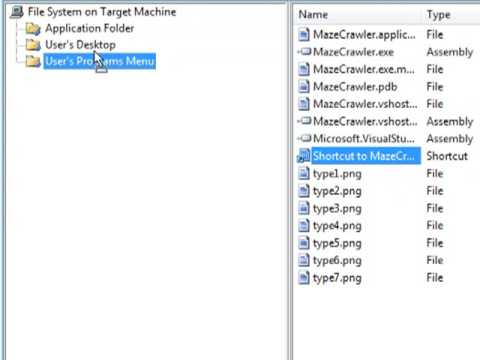 How to create custom installers in Visual Studio
