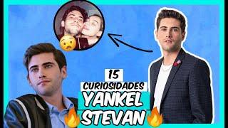 15 COSAS que NO sabias de YANKEL STEVAN (CONTROL Z Raul) / CURIOSIDADES (Novia)