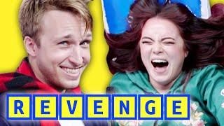 How do you spell REVENGE? - Spelling Bee-Kini Wax #5