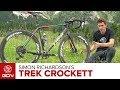 Simon Richardson's Gravel Bike – Trek Crockett With SRAM 1X