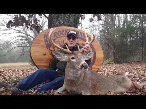You Can Get Your Buck with Rocky Branch Outfitters