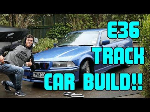 Value for money E36 track car build   Gutting the interior   Part 1