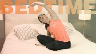 Good Night – Bedtime Yoga (7 min)