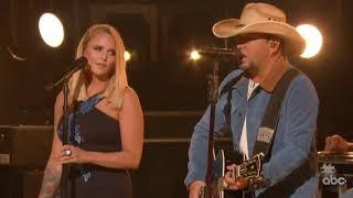 Jason Aldean, Miranda Lambert Deliver Aching CMA Awards Performance