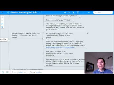 LinkedIn Training: The Skills & Endorsements Section Of Your Profile