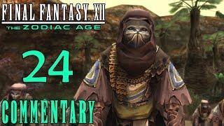 Final Fantasy XII The Zodiac Age Walkthrough Part 24 - The Urutan Eater Turtle (PS4 Gameplay)