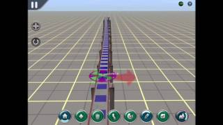 How To Use Maglev Points -Trainz 2-