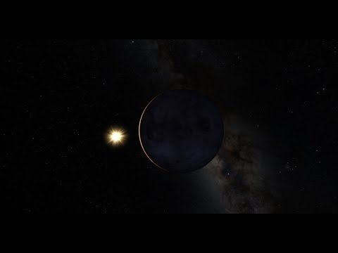 Lunar Eclipse - New Technology for Teach The Eight Planets of the Solar System for your Kids