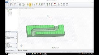 Making a Pipe with bends in DesignSpark Mechanical  - PakVim net HD