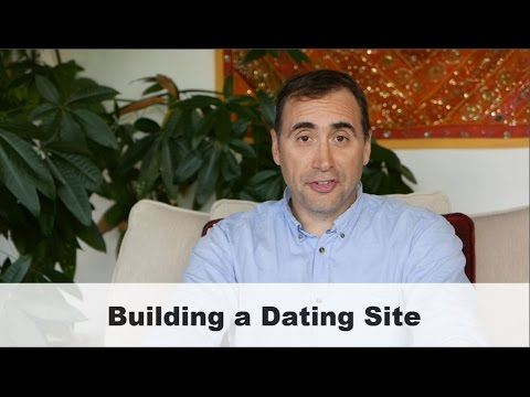 Why did I start and stop my online dating site?