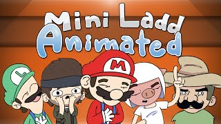 Mini Ladd Animated! - MY NAME IS PABLO!