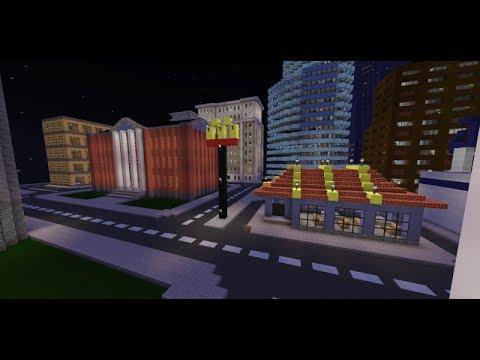 Best City in Minecraft Pocket Edition!