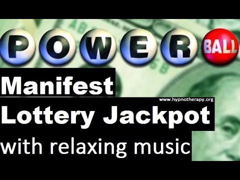 the secret frequency for lottery winning Powerball binaural beats for money and luck ASMR
