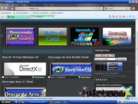 DirectX 10 Para Windows XP