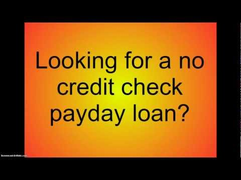 No credit check payday loans- payday loans no credit check