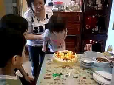 Eunice 2nd birthday