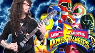 Power Rangers (SNES) CITY THEME - Metal Cover    ToxicxEternity