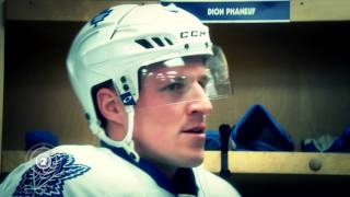 Five Awesome Phaneuf Moments as a Maple Leaf