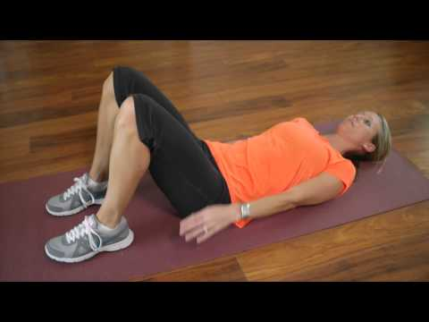 Strengthen Your Core and Spine With This Simple Exercise