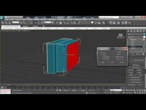 3ds max TV Modeling Tutorial