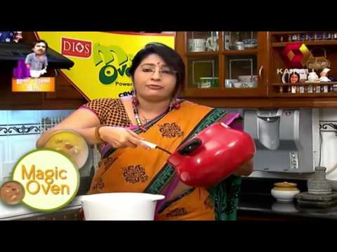 Magic Oven:  Beef Pulav & Strawberry Ice Cream | 23rd November 2014