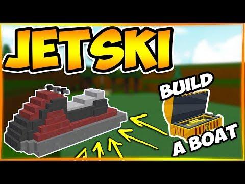 INSANE JET SKI | Build A Boat For Treasure ROBLOX