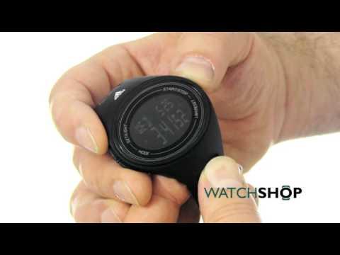 Adidas Performance Men's Adizero Alarm Chronograph Watch (ADP6106)