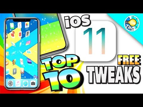 TOP 10 TWEAKS for iOS 11 - 11.1.2 Electra Jailbreak on iPhone, iPad, and iPod Touch
