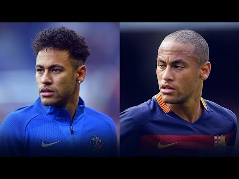 Top Footballers with Shaved Heads II Which Look is Better? II