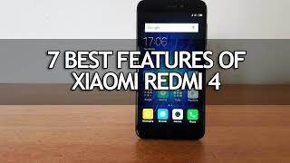 7 Best Features of Xiaomi Redmi 4- Reasons to Buy