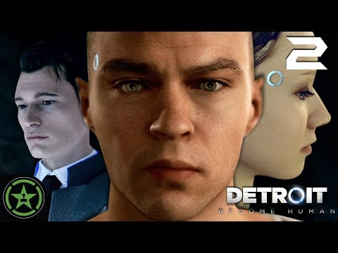 Plastic Can't Be Beat - Detroit: Become Human (#2)  Let's Watch