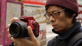 Nikon D5500 Hands-on Review