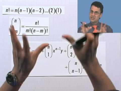 Thinkwell's College Algebra: Binomial Coefficients