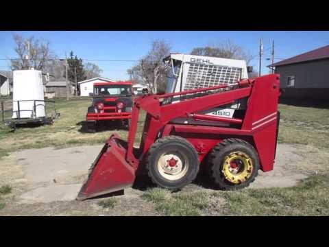 Big Iron Gehl 4510