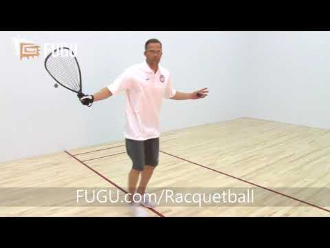 Three Things to Avoid in your Racquetball Game