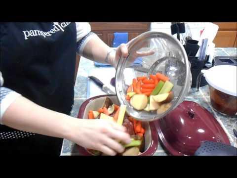 Pampered Chef Pot Roast
