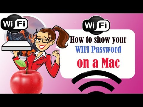 How To Find Your WiFi Password on a Mac