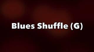Chicago Style Blues Backing Track (G)