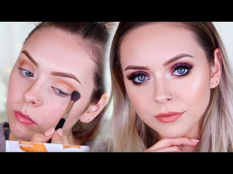 DRAMATIC VALENTINES DAY MAKEUP TUTORIAL