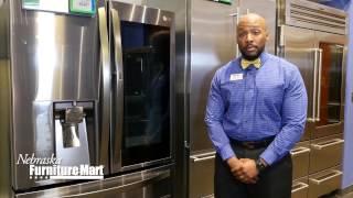 Go Inside the LG Counter Depth InstaView Refrigerator