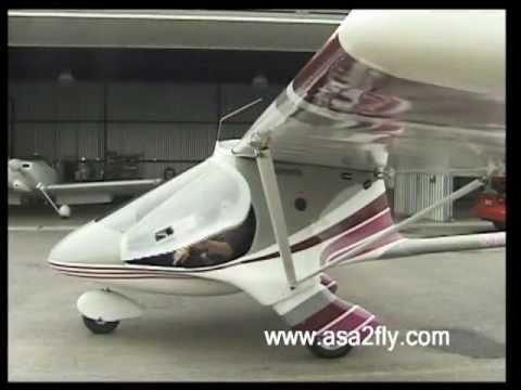 Learn to Fly a Fixed Wing Light-Sport Aircraft