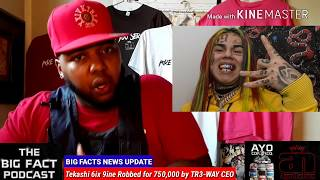 "HOW & WHY TR3WAY ""DOUBLE CROSSED"" TEKASHI69!!!!
