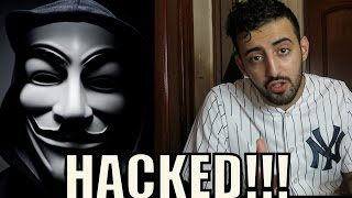 MY YOUTUBE CHANNEL WAS HACKED AND I KNOW WHO DID IT!