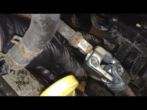 Ford F150 & Expedition Binding Sticky Steering Repair
