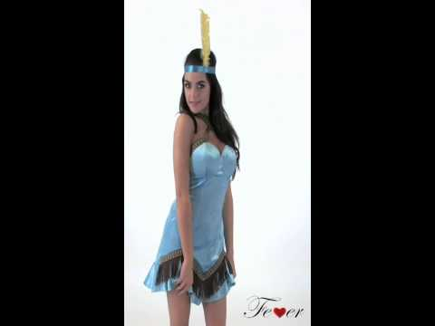 Fever Indian Costume from UKPartyWarehouse