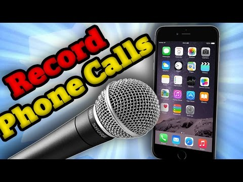 How To Record Phone Calls And Conversations On iPhone