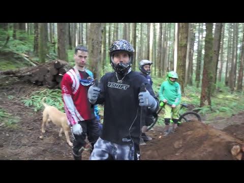 Building a Bike Trail
