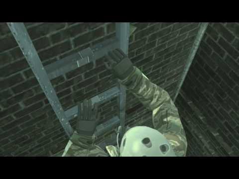 Metal Gear Online Tokyo Game Show  2007 Trailer