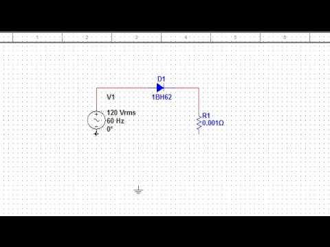 How to use oscilloscope in multisim