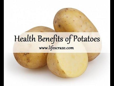 20 Health Benefits Of Potatoes + Contest
